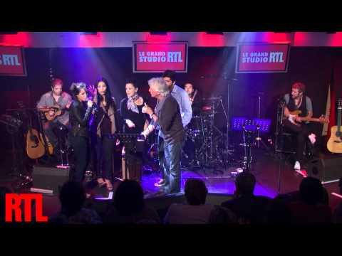 Gérard Lenorman - La Ballade Des Gens Heureux En Live Dans Le Grand Studio RTL - RTL - RTL