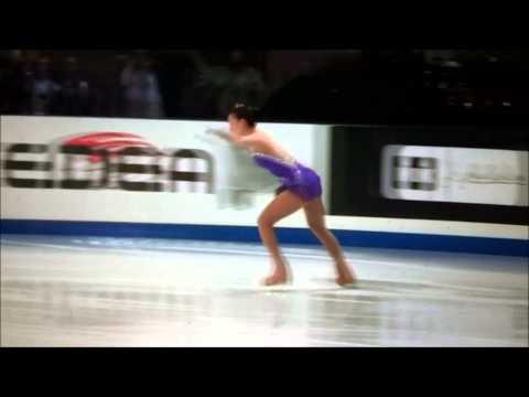 Maria Yang, 2014 United States Figure Skating Championships-Junior Ladies (short Program)