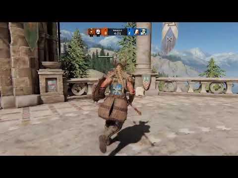 видео: For Honor PvP угар