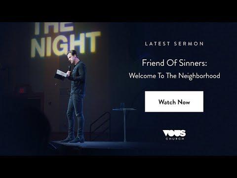 Rich Wilkerson, Jr. — Friend Of Sinnners: Welcome To The Neighborhood