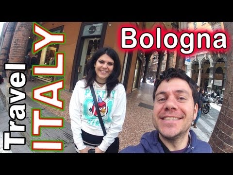 TRAVEL - ITALY - Bologna