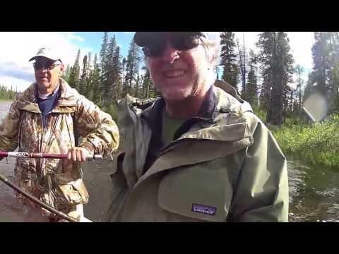 Brook Trout and Landlocked Salmon - Deetjen Group 2013 - McKenzie River Fly Fishing Lodge