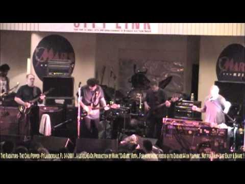 The Radiators - The Chili Pepper - Ft Lauderdale, Fl  3-1-2001