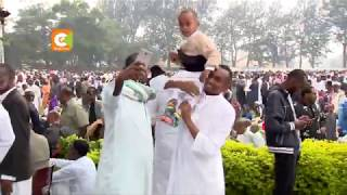 How Muslims marked Eid Ul Fitr