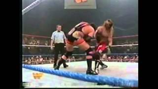 Shawn Michaels vs. Adam Bomb
