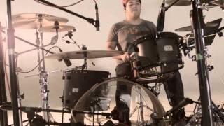 """Under The Bed : Drum Recording Session เพลง """"บอกรัก"""""""