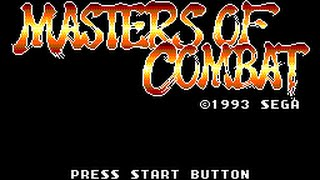 Master System Longplay [140] Masters of Combat