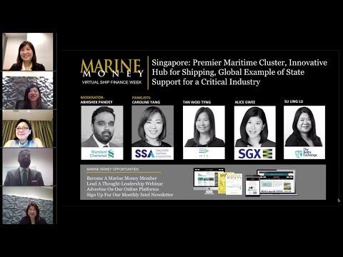 Singapore: Premier Maritime Cluster