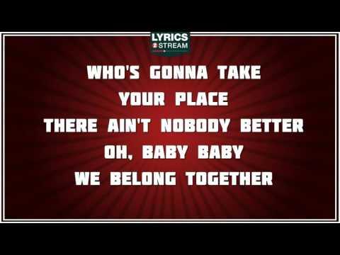 We Belong Together - Mariah Carey tribute - Lyrics