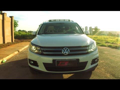 Avaliação Volkswagen Tiguan 2.0 TSI | Canal Top Speed