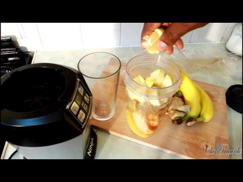 Weight Loss - Breakfast Healthy Smoothies Drink