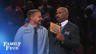 The TAYLORS play Fast Money! | Family Feud