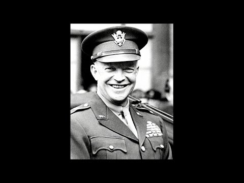 The General Dwight D Eisenhower Story - Restored