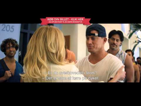 Magic Mike XXL - Premiere i Nordisk Film Biografer d. 2. juli