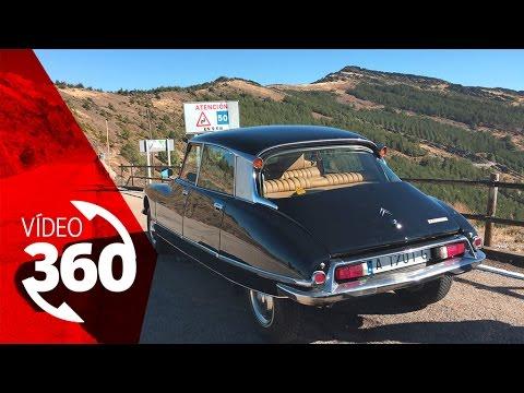 Prueba Del Citroën Ds 23 Tiburón En 360º Youtube