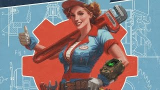 Fallout 4 – Wasteland Workshop Official Trailer - Русский Трейлер 2016