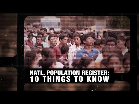Modi Cabinet approves updation of National Population Register | OneIndia News from YouTube · Duration:  3 minutes 55 seconds