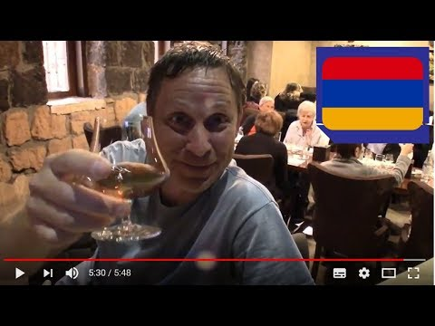 Borders on Budgets: Ararat Brandy Tour  (Yerevan, ARMENIA)
