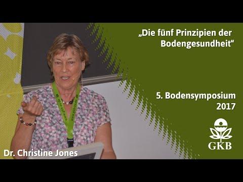 Vortrag - Dr. Christine Jones