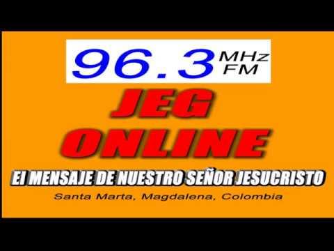 JEG Online 96.3 FM en Santa Marta