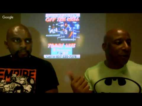 Chris & Corey Off The Wall Ep. 13 LIVE Call In Talk Show 857-220-7378