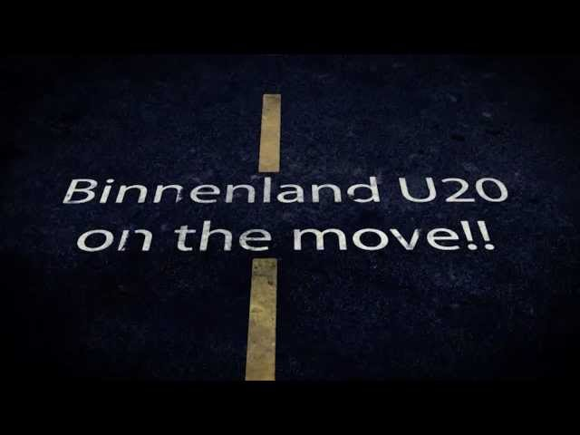 CBV Binnenland U20 on the MOVE
