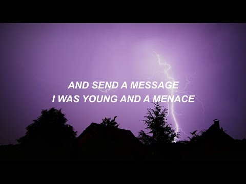Young And Menace || Fall Out Boy Lyrics