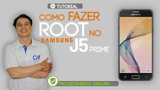 Como Fazer Root no Samsung J5 Prime (SM-G570F) Android 7.0 Patch 1 dezembro de 2017