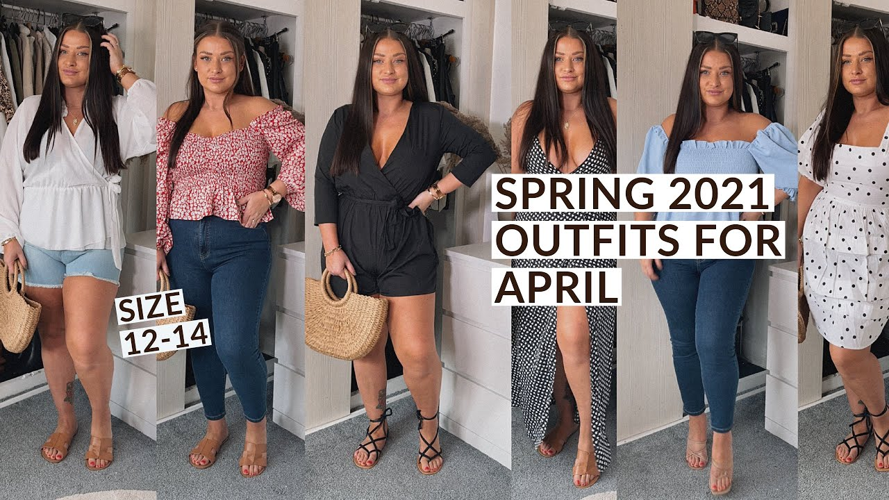 7 OUTFITS FOR SPRING SUMMER 2021 | OUTFIT IDEAS FOR BBQS, BEER GARDENS, BRUNCH, PARKS, HOLIDAYS