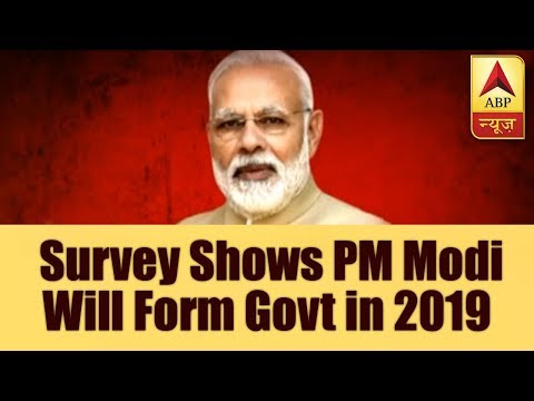 Survey shows PM Modi will form government in 2019 too
