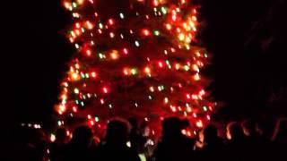 Carolers Sing Holiday Favorites In Sagaponack