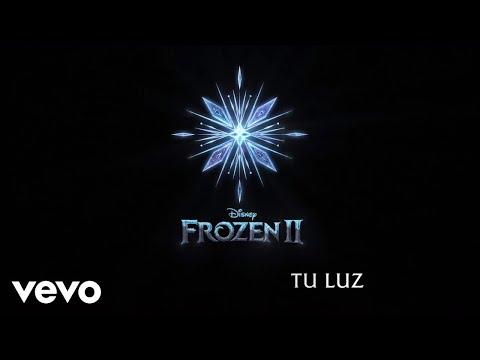 """Pepe Vilchis - Tu Luz (De """"Frozen 2""""/Lyric Video)"""