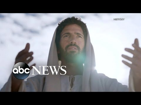 Willie Moore Jr. - WATCH! What to know about the new History Channel program 'Jesus: His Life'