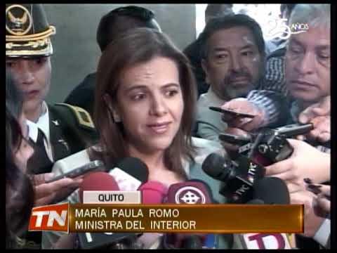 Asamblea investigará a Sofía Espín por presunta injerencia en caso Balda