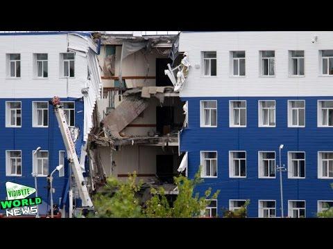 Russian Barracks Collapse Kills 23 Soldiers Near Omsk