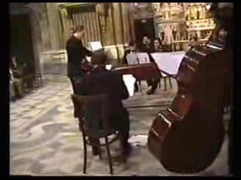M. A. Charpentier Overture da  Music for le Malade imaginaire