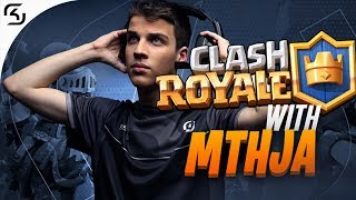 Clash Questions with Mthja