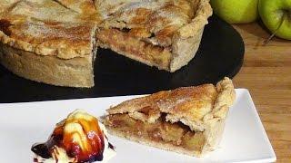 Apple Pie (Tarta de manzana Americana) - La Cocina de Loli Domínguez