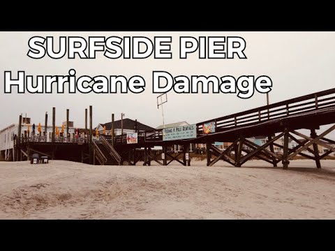 SURFSIDE BEACH Pier Update - February 2020