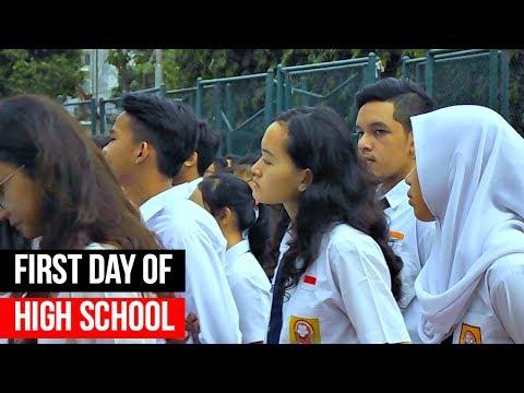 FIRST DAY OF HIGH SCHOOL SMAN 3 JAKARTA   Eps. 08