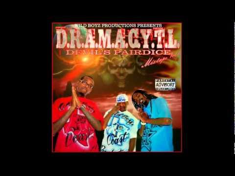DRAMACYTL - GANGSTAS LULLABY (CHOPPED AND SCREWED BY DJ BIGG KRIS)