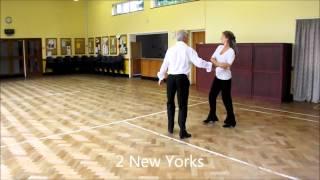 Sally Ann Cha Cha Sequence Dance Walkthrough