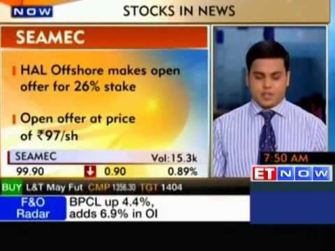 STOCKS In News: Natco Pharma, SEAMEC, Zensar Tech