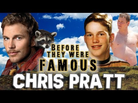 Download Youtube: CHRIS PRATT - Before They Were Famous - Guardians Of The Galaxy Vo. 2