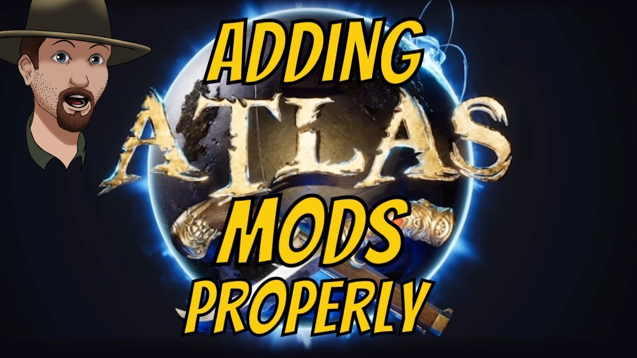 How To Install and Remove Mods Preventing Crashes- ATLAS Singleplayer