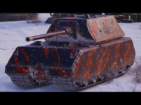 World of Tanks Maus - 5 Kills 10K Damage thumbnail