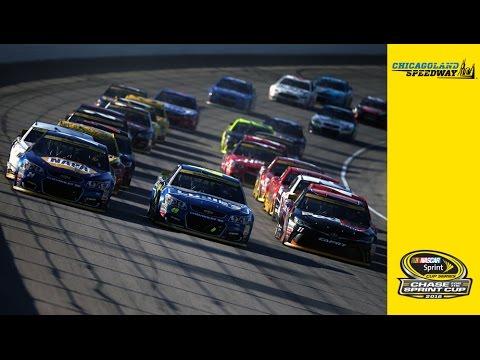 NASCAR Sprint Cup Series- Full Race -Teenage Mutant Ninja Turtles 400