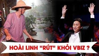 Vì sao Danh hài Hoài Linh VẮNG MẶT ở hàng loạt game show truyền hình ăn khách?