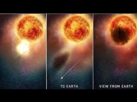 Here's What Really Happened To Betelgeuse Star