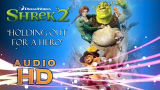 Holding Out For A Hero - Frou Frou - Shrek 2 - HD